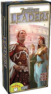 7 Wonders Leaders - Jeux