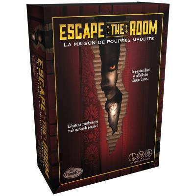 Escape the Room La maison de poupée maudite - Jeux