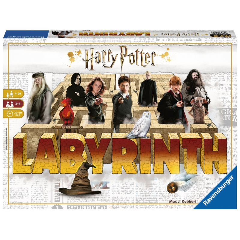 Labyrinth Harry potter (français) - Jeux