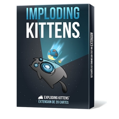 Imploding Kittens extension - Jeux