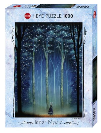 CT Heye 1000 mcx Forest Cathedral - Casse-tête