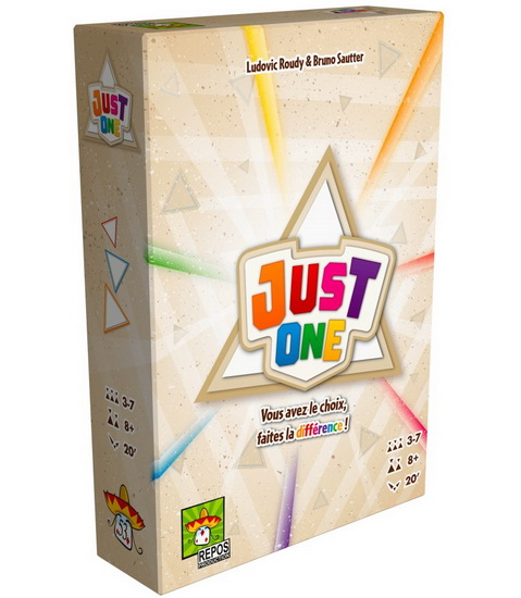 Just One - Jeux
