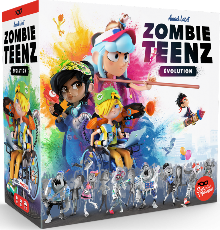 Zombie Teenz Evolution - Jeux